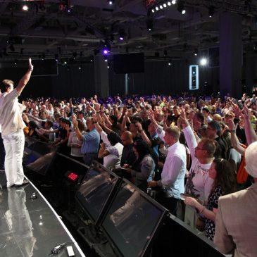 Bénédictions de servir Dieu