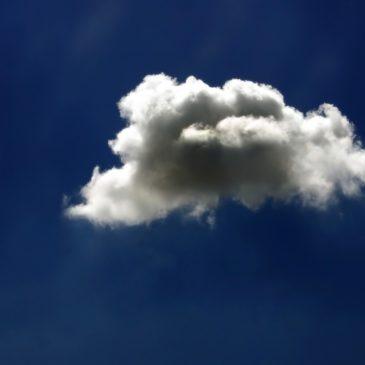 Un nuage miracle m'a sauvé!