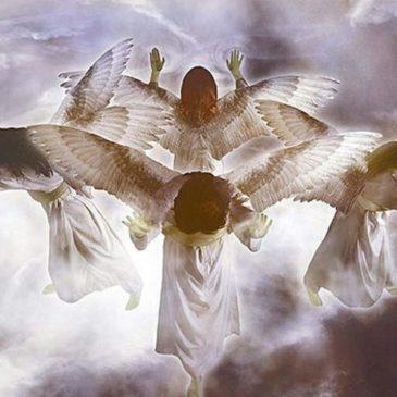 Activez les anges de Dieu maintenant.
