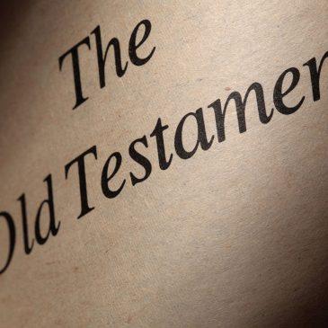 l'Ancien Testament est toujours valable.