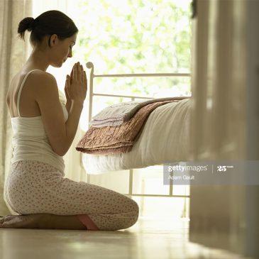 Pourquoi nous devons toujours prier.