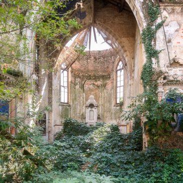 Effets de la sorcellerie sur les églises