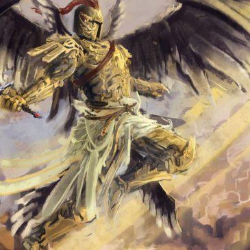 Vous avez des anges géants