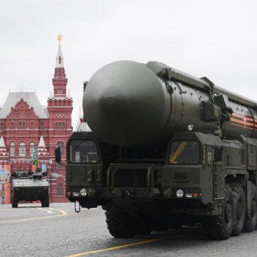 Missile nucléaire Jesus de l'OTAN