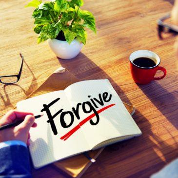 Le pardon est une arme
