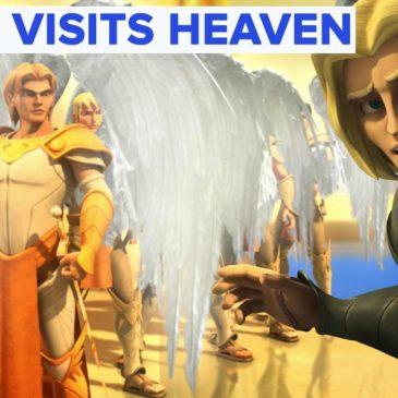 Pourquoi Satan rend visite à Dieu