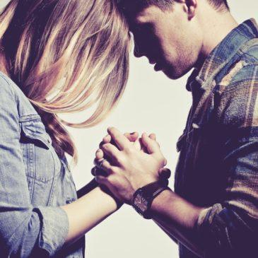 Le pouvoir quand les couples prient