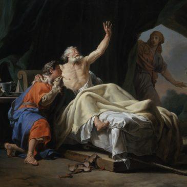 Jacob n'a jamais volé de bénédictions