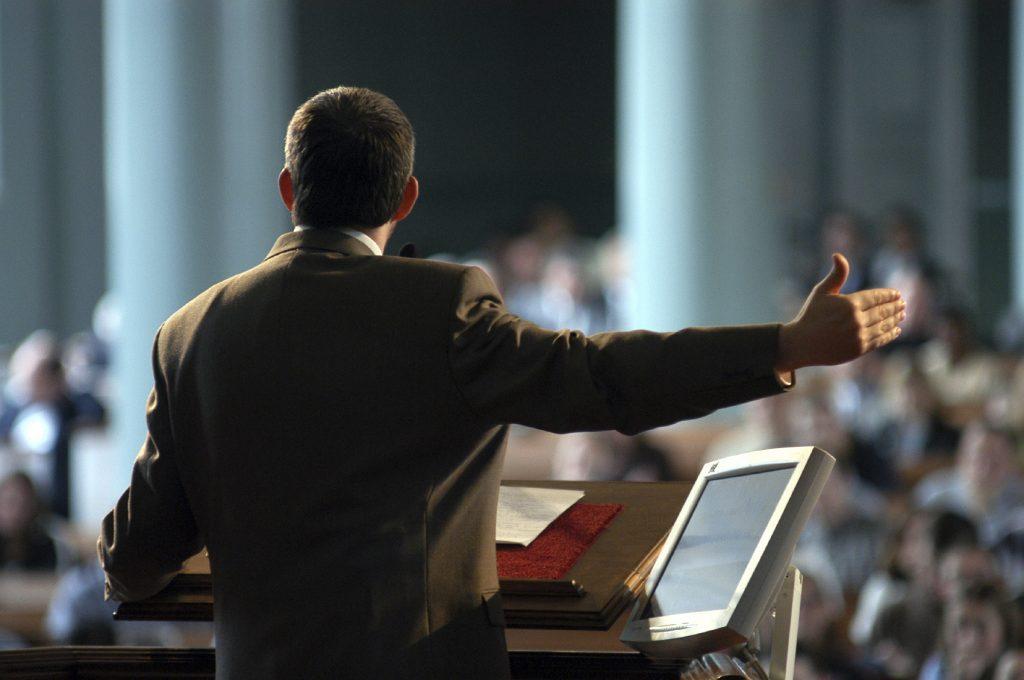 Aucun pasteur n'est parfait.