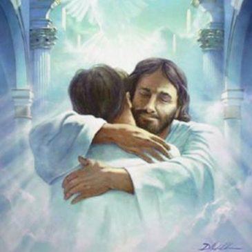 Revenez à Dieu aujourd'hui.