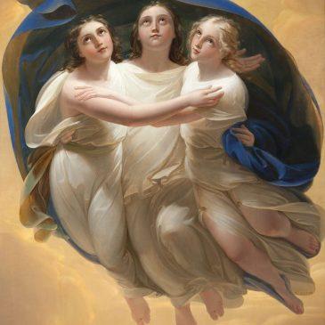 Vous avez deux anges.