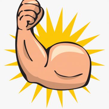 Le bras fort tendu de Dieu