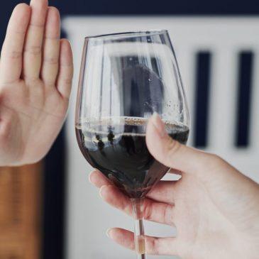 Les boissons alcoolisées déforment la voix de Dieu.