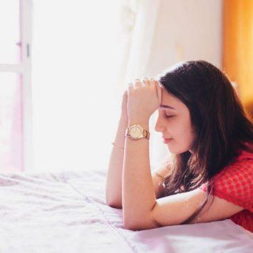 Prière du Seigneur avant de dormir