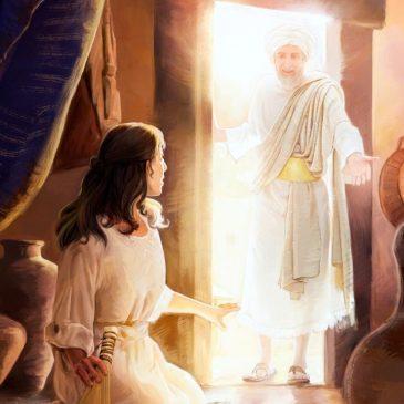 Comment les anges de Dieu prient.