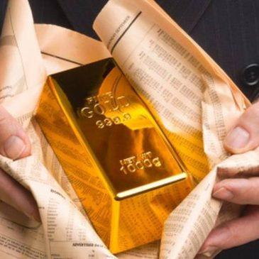 Dieu vous a donné de l'or.