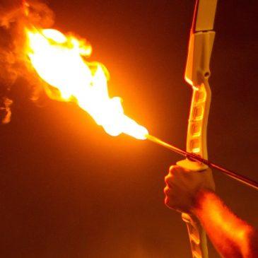 Comment envoyer le feu dans les camps de Satan