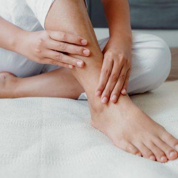 Quelque chose de spirituel à propos de vos pieds
