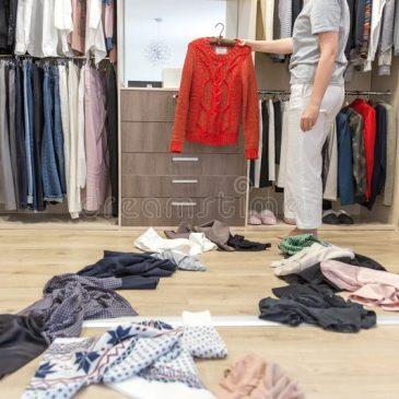 Jetez ces 5 types de vêtements