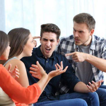 10 dangers d'une famille chrétienne divisée