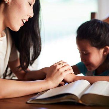 12 bénédictions que les parents et tuteurs chrétiens doivent déclarer