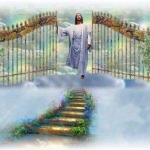My dear wife was denied entry into Heaven
